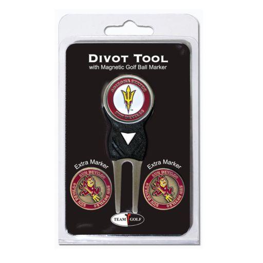 Team Golf Arizona State Sun Devils 4-pc. Divot Tool and Ball Marker Set