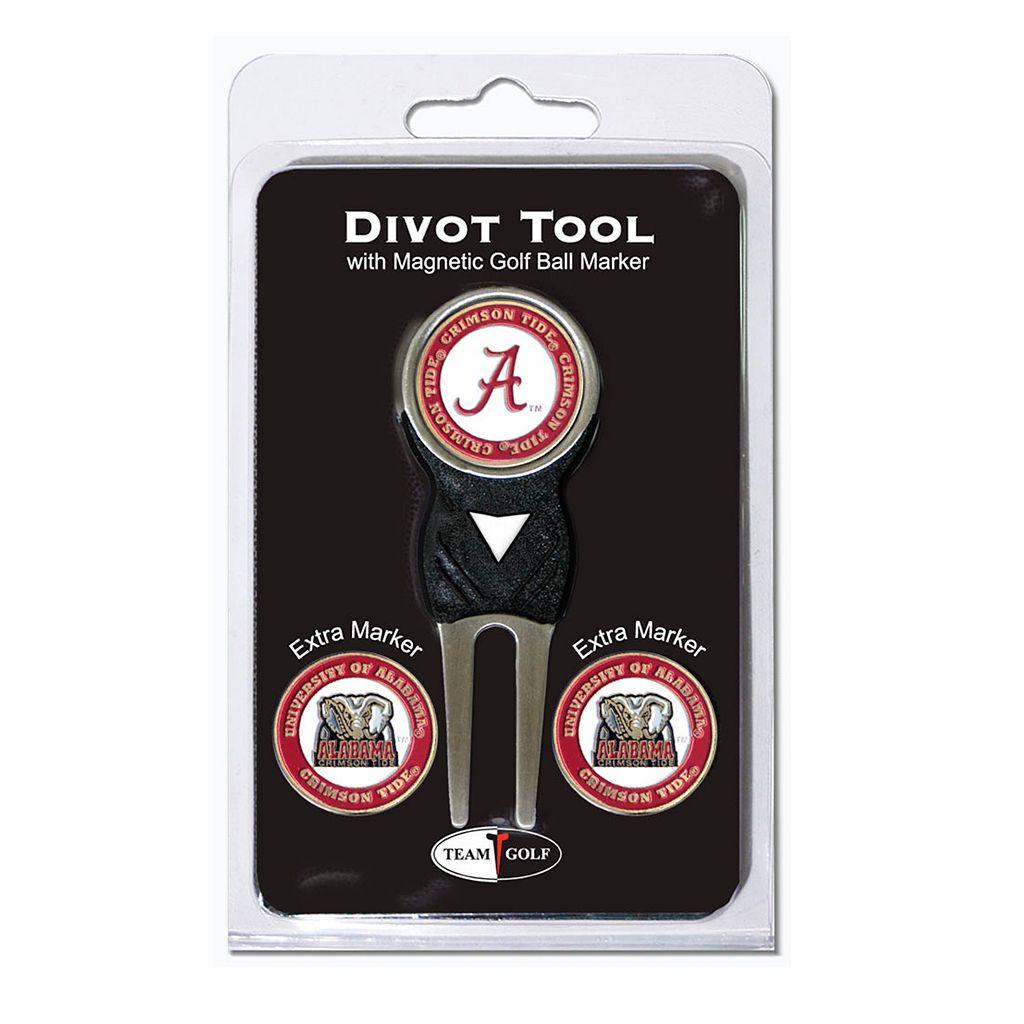 Team Golf Alabama Crimson Tide 4-pc. Divot Tool & Ball Marker Set
