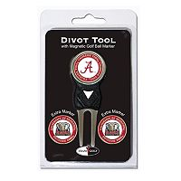 Team Golf Alabama Crimson Tide 4 pc Divot Tool & Ball Marker Set