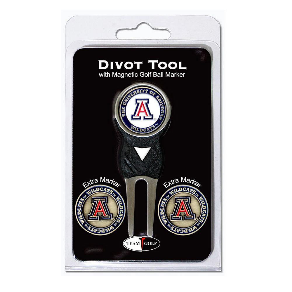 Team Golf Arizona Wildcats 4-pc. Divot Tool & Ball Marker Set
