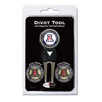 Team Golf Arizona Wildcats 4-pc. Divot Tool & Ball Marker Set