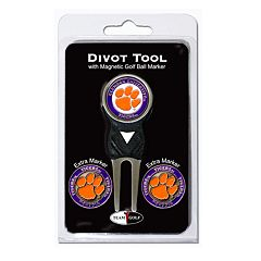 Team Golf Clemson Tigers 4 pc Divot Tool & Ball Marker Set