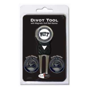 Team Golf Pittsburgh Panthers 4-pc. Divot Tool and Ball Marker Set
