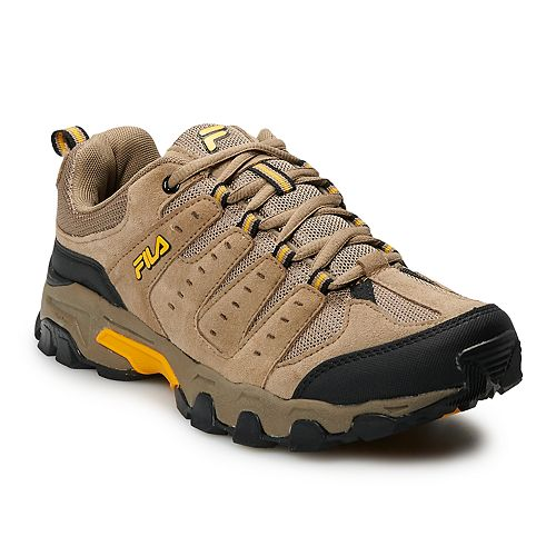 Fila Travail Men S Trail Shoes