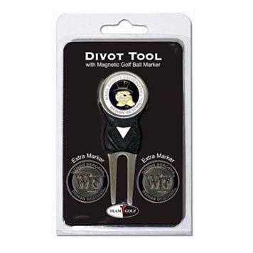 Team Golf Wake Forest Demon Deacons 4-pc. Divot Tool & Ball Marker Set