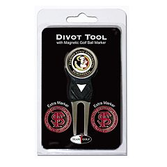 Team Golf Florida State Seminoles 4 pc Divot Tool & Ball Marker Set
