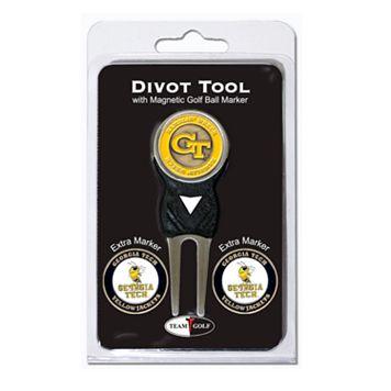 Team Golf Georgia Tech Yellow Jackets 4-pc. Divot Tool & Ball Marker Set