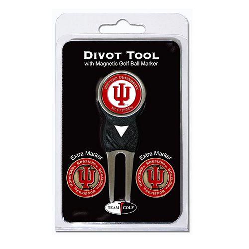 Team Golf Indiana Hoosiers 4-pc. Divot Tool & Ball Marker Set
