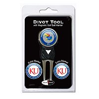 Team Golf Kansas Jayhawks 4-pc. Divot Tool & Ball Marker Set
