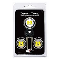 Team Golf Michigan Wolverines 4-pc. Divot Tool & Ball Marker Set