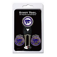 Team Golf Kansas State Wildcats 4-pc. Divot Tool & Ball Marker Set