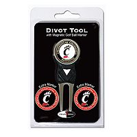 Team Golf Cincinnati Bearcats 4 pc Divot Tool & Ball Marker Set