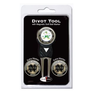 Team Golf Notre Dame Fighting Irish 4-pc. Divot Tool and Ball Marker Set