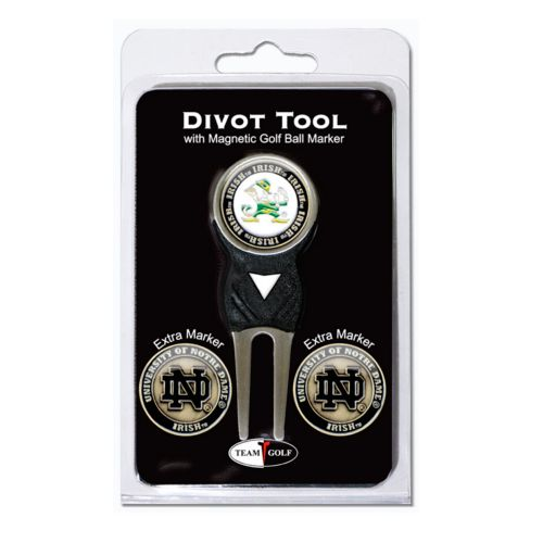 Team Golf Notre Dame Fighting Irish 4-pc. Divot Tool and Ball Marker Set