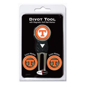Team Golf Tennessee Volunteers 4-pc. Divot Tool and Ball Marker Set