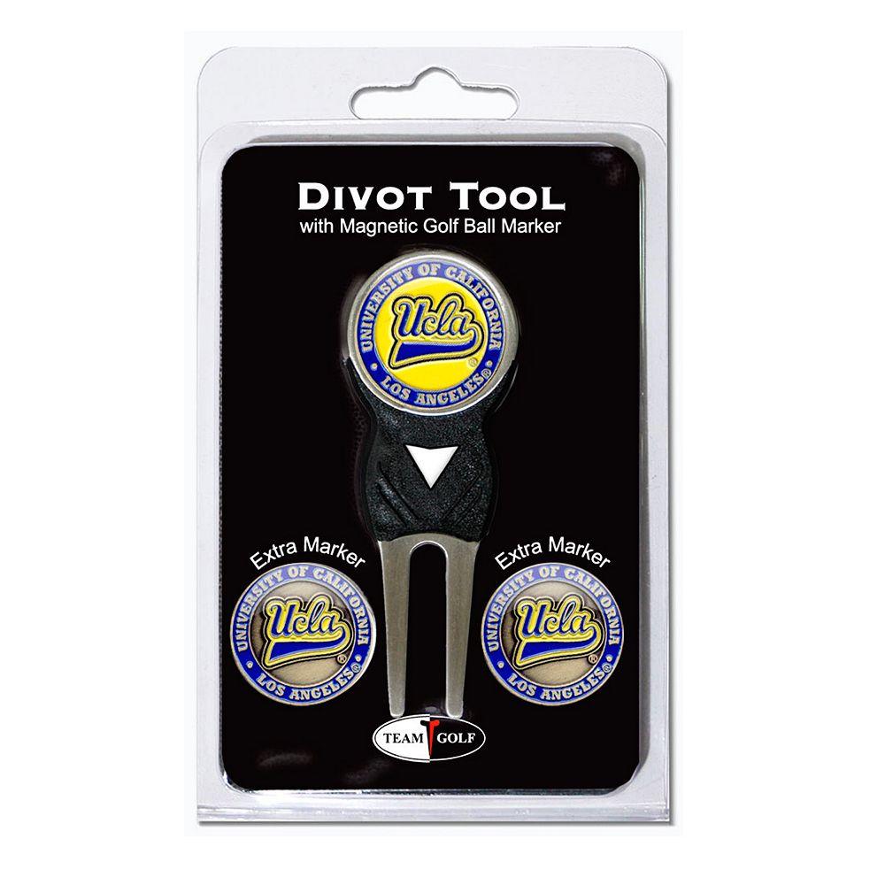 Team Golf UCLA Bruins 4-pc. Divot Tool & Ball Marker Set