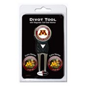 Team Golf Minnesota Golden Gophers 4-pc. Divot Tool and Ball Marker Set
