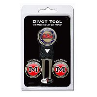 Team Golf Ole Miss Rebels 4 pc Divot Tool & Ball Marker Set