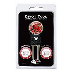 Team Golf Oklahoma Sooners 4-pc. Divot Tool & Ball Marker Set