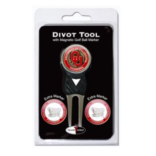Team Golf Oklahoma Sooners 4-pc. Divot Tool and Ball Marker Set