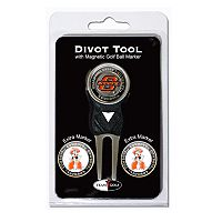 Team Golf Oklahoma State Cowboys 4 pc Divot Tool & Ball Marker Set
