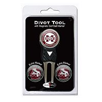 Team Golf Mississippi State Bulldogs 4 pc Divot Tool & Ball Marker Set