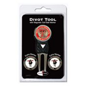Team Golf Texas Tech Red Raiders 4-pc. Divot Tool and Ball Marker Set