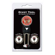 Team Golf Texas Tech Red Raiders 4 pc Divot Tool & Ball Marker Set