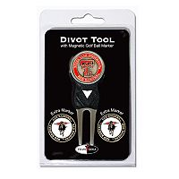 Team Golf Texas Tech Red Raiders 4 pc Divot Tool & Ball Marker Set