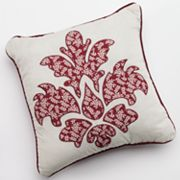 Hedaya Richmond Applique Reversible Decorative Pillow