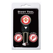 Team Golf Iowa State Cyclones 4 pc Divot Tool & Ball Marker Set