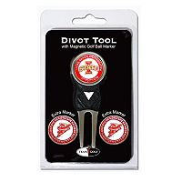 Team Golf Iowa State Cyclones 4 pc Divot Tool & Ball Marker Set
