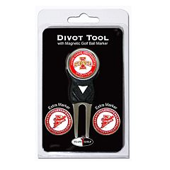 Team Golf Iowa State Cyclones 4-pc. Divot Tool & Ball Marker Set
