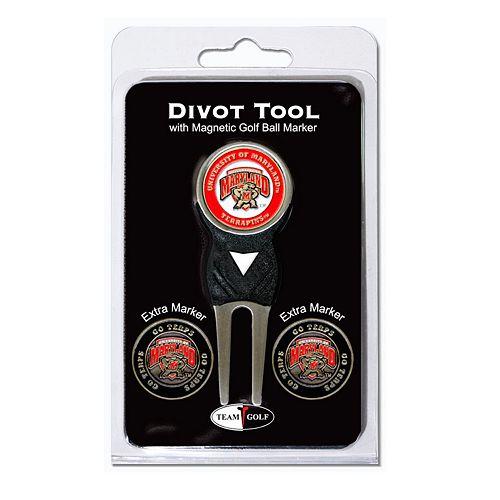 Team Golf Maryland Terrapins 4-pc. Divot Tool & Ball Marker Set