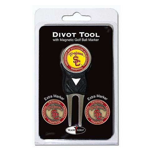 Team Golf USC Trojans 4-pc. Divot Tool & Ball Marker Set