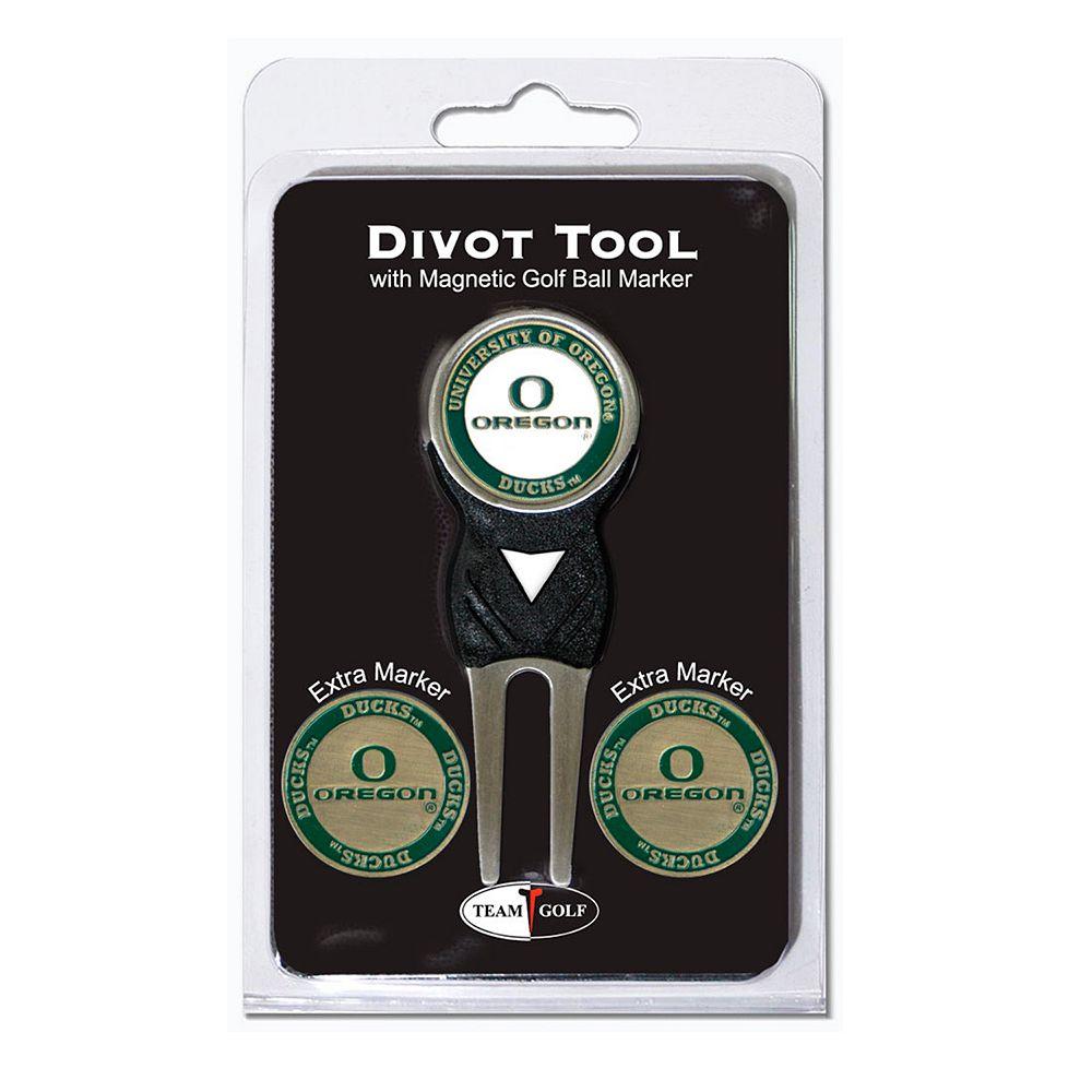 Team Golf Oregon Ducks 4-pc. Divot Tool & Ball Marker Set