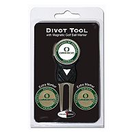 Team Golf Oregon Ducks 4 pc Divot Tool & Ball Marker Set