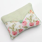 Hedaya Oriana Pieced Reversible Decorative Pillow