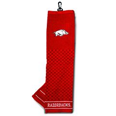 Team Golf Arkansas Razorbacks Embroidered Towel