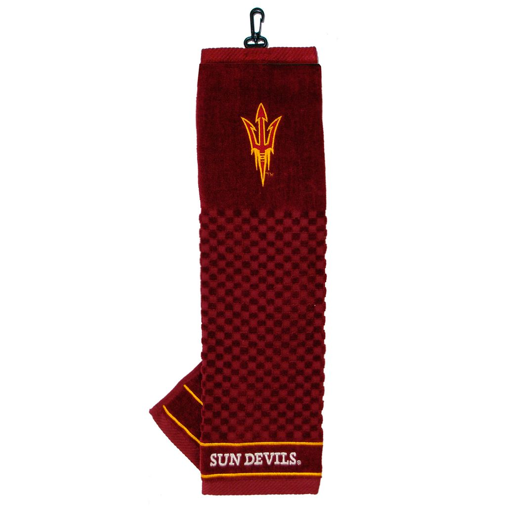 Team Golf Arizona State Sun Devils Embroidered Towel