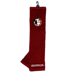 Team Golf Florida State Seminoles Embroidered Towel