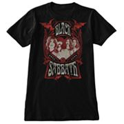 Black Sabbath Vintage Tour Tee - Men