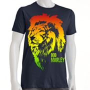 Bob Marley Lion Tee - Men