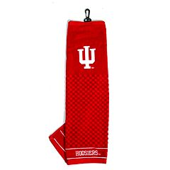 Team Golf Indiana Hoosiers Embroidered Towel