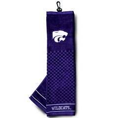 Team Golf Kansas State Wildcats Embroidered Towel