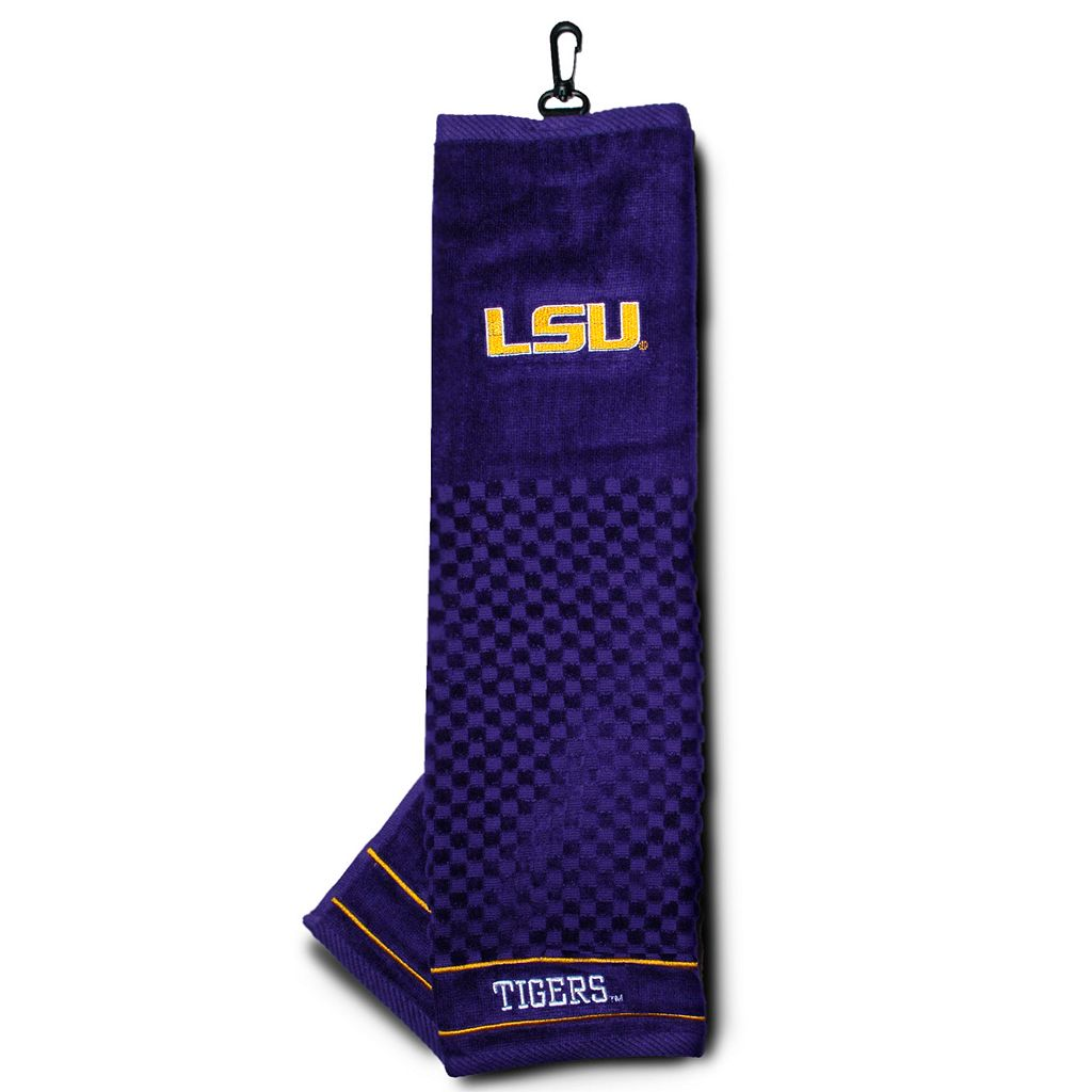 Team Golf LSU Tigers Embroidered Towel