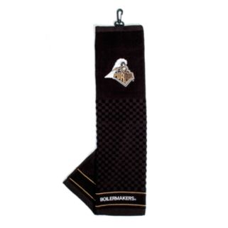 Team Golf Purdue Boilermakers Embroidered Towel