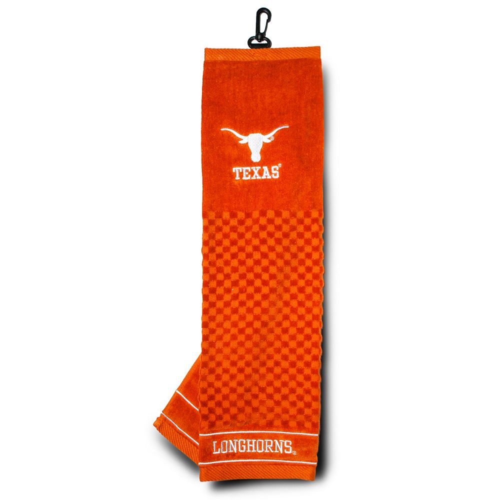 Team Golf Texas Longhorns Embroidered Towel