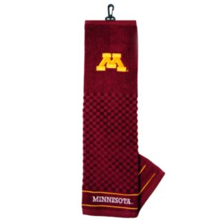 Team Golf Minnesota Golden Gophers Embroidered Towel