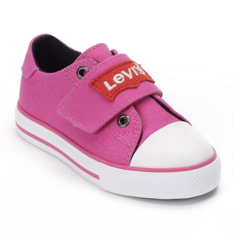 Levi's Orange Jaime Shoes - Toddler Girls